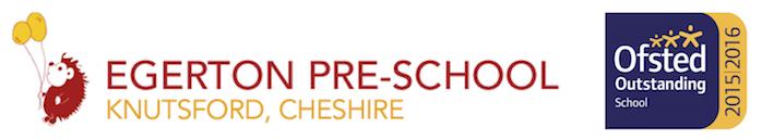 Egerton Pre-School, Knutsford, Cheshire